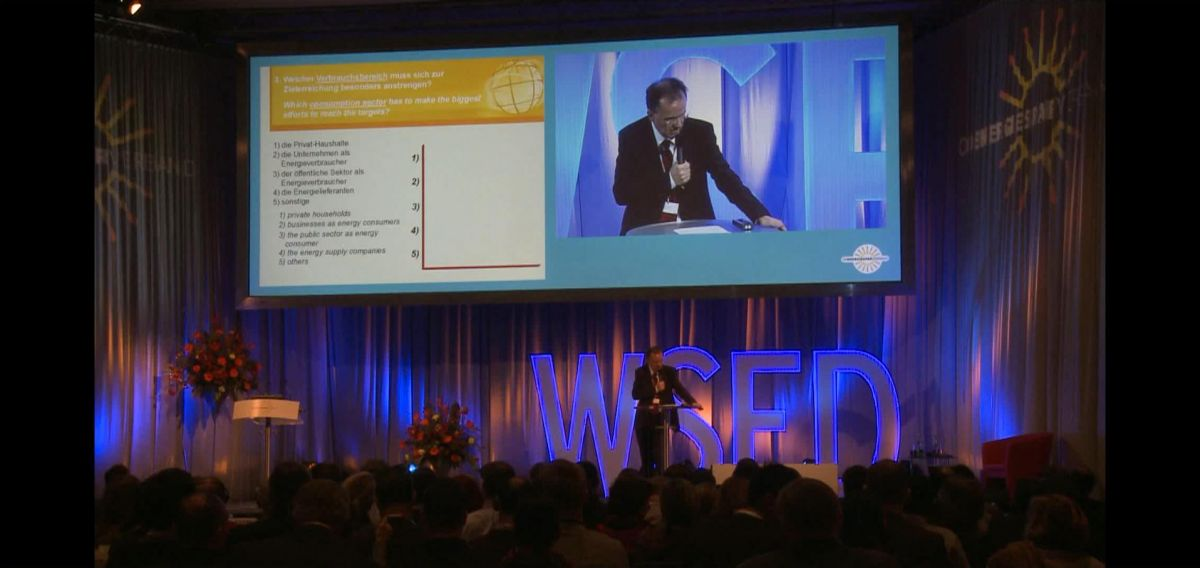 World Sustainable Energy Days 2014